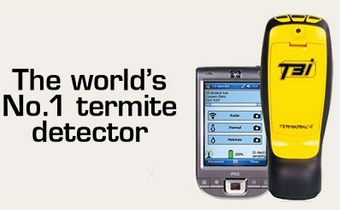 Your Pestco Termite Detector