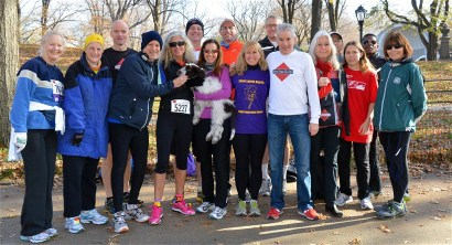 Laurie Harris & Her Runners Group