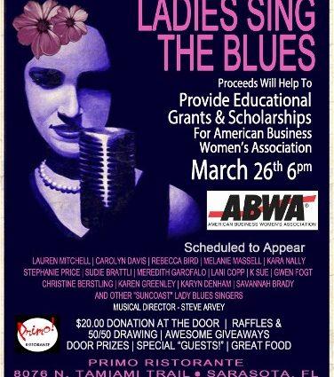 Ladies Sing the Blues Sarasota Florida