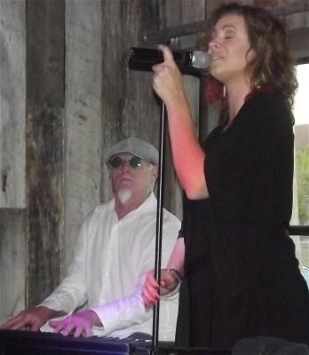 Lauren Mitchel and Mike Hensley