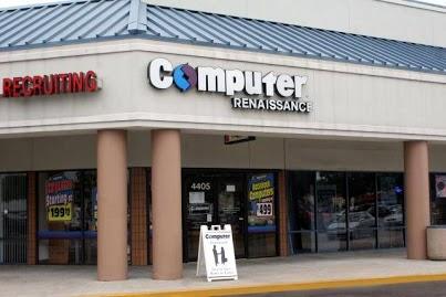 Computer Renaissance Storefront