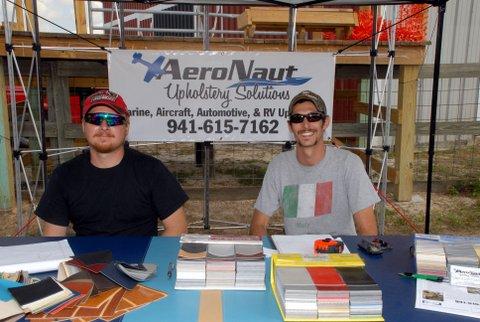 Aeronaut Upholstery Solutions