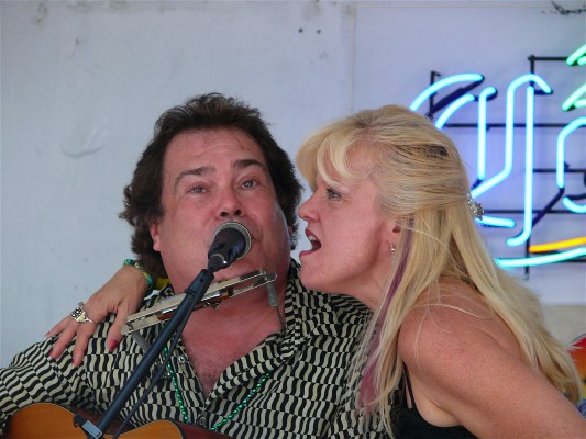 Steve Arvey & Rebecca Bird