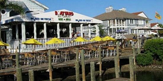 Boatyard Water Front Bar and Grille Sarasota, FL