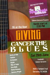 Giving Cancer the Blues