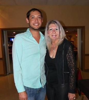 Vivian and Ricardo Morales