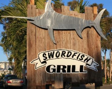 Swordfish Grill Cortez
