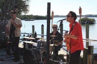 Live Entertainment, Anna Maria Island