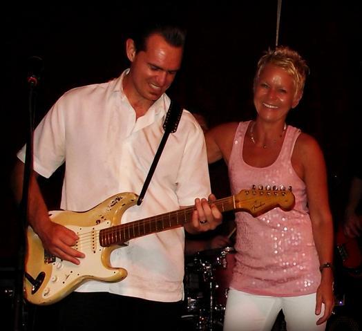 Claudia and Doug Deming