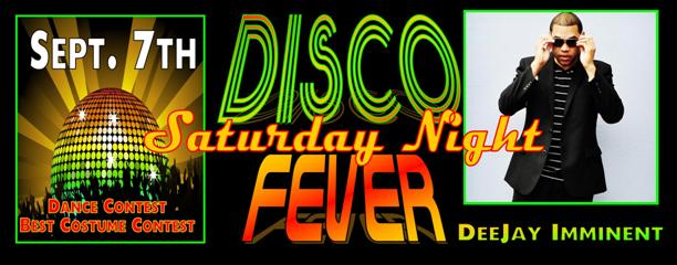 Diso Saturday Night Fever