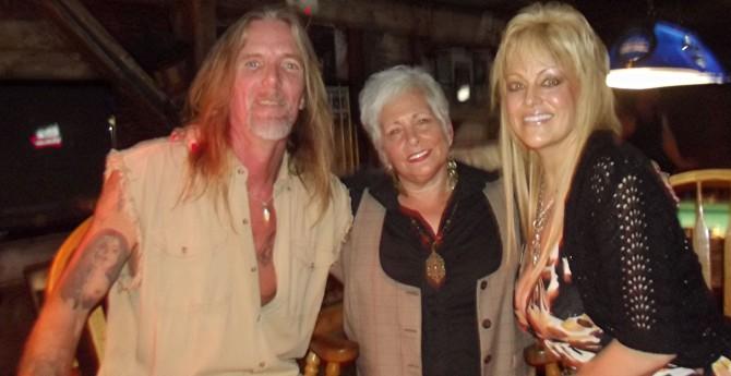 Michael Allman, Laurie Mirkin, Janie Durbin