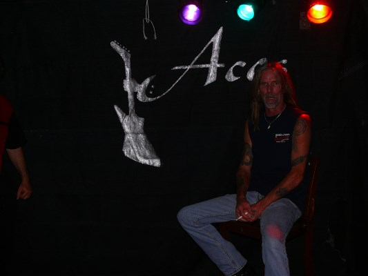 Michael Allman At Ace's Lounge