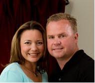 Sharon Davies and Bob Davies