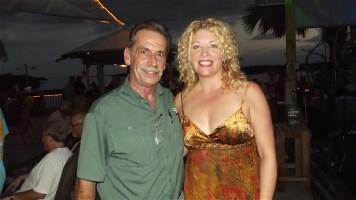 Mark Barltett and Karyn Denham