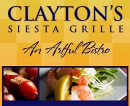 Clayton's Siesta Grille