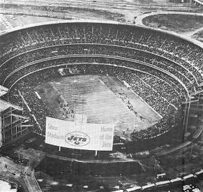 Shea Stadium, Flushing NY