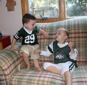 Shea & Aidan
