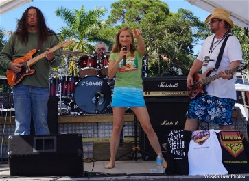 Twinkle at the Cortez Stone Crab Festival