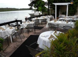 Waterfront Dining Sarasota Florida