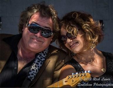 Steve Arvey & Lauren Mitchell