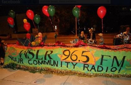 Sarasota Community Radio, Arlene Sweeting