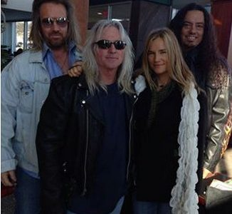 The Rock Stars at Teterboro Airport