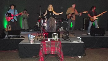 Kim Betts & the Gamble Creek Band