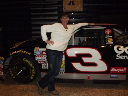 The Famous #3 Dale Earnhardt Race Car