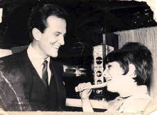 Pat Boone and Laurie Mirkin