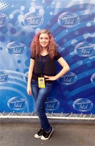 Savannah Brady American Idol