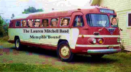 On The Bus with the Lauren Mitchell Band