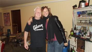 Gary Vincent and Lauren Mitchell