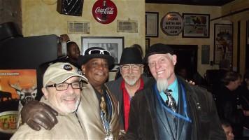 Sande Caplin, Howlin' Bob, Charles Steptoe, Mike Hensley
