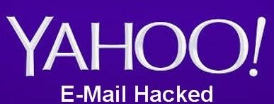 Yahoo E-Mail Hacked