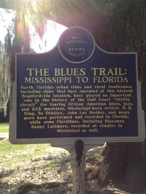 The Blues Trail, Mississippi To Florida