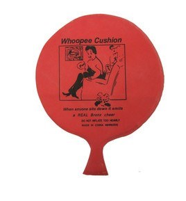 Whoopie Cushion