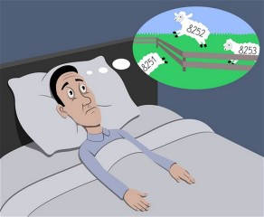 Insomnia...waking up in the middle of the night