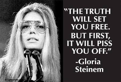 Happy Birthday, Gloria Steinem