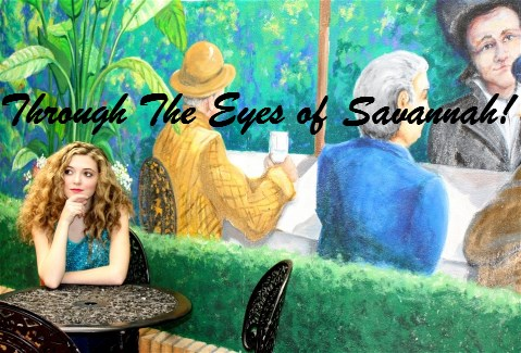 Through The Eyes of Savannah Brady