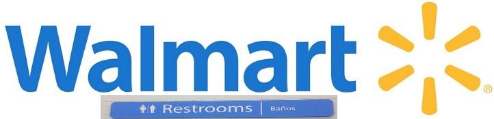 Walmart Restrooms