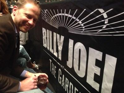 Billly Joel at Madison Square Garden