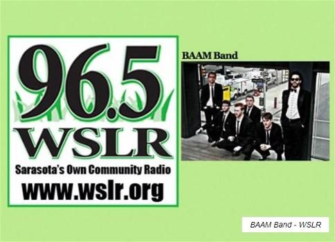 WSLR, New York's high energy BAAM! Band