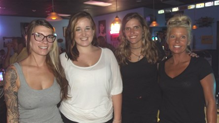 The Girls of the Flying Dog Cafe
