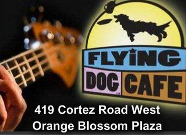 The Flying Dog Cafe, Bradenton, Florida