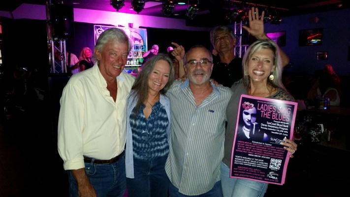 Don Mckeon, Joni Luckenbill, Ladies Sing The Blues