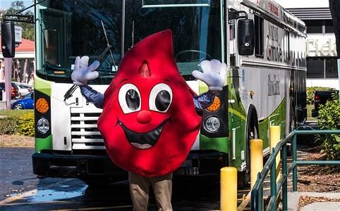 Suncoast Blood Bank, Blood Mobile