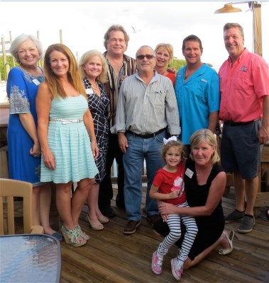 Suncoast Blood Bank Gathering at the Swordfish Grill