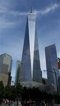 Word Trade Center Memorial