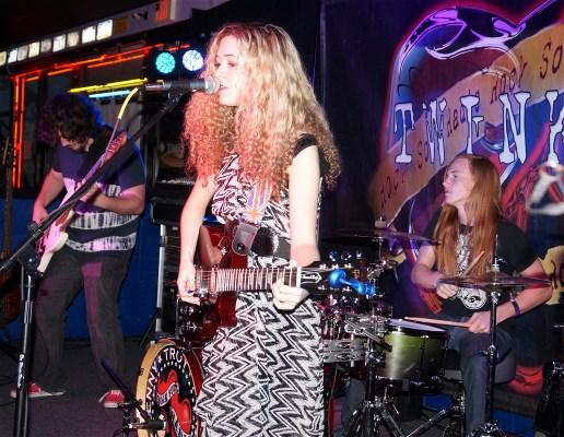 Savannah Brady Band