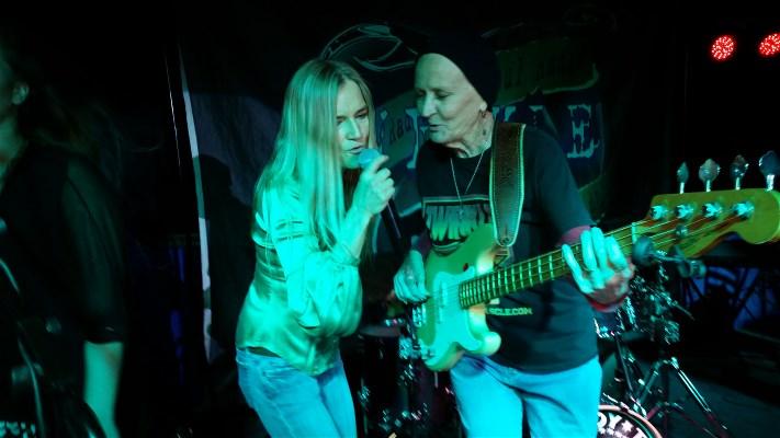 Twinkle Yochim and Patti Brainard